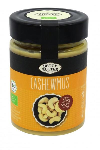 Bio Cashewmus, geröstet, 330 g